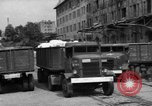 Image of Workers unload goods Berlin Germany, 1948, second 9 stock footage video 65675043217