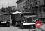 Image of Workers unload goods Berlin Germany, 1948, second 10 stock footage video 65675043217