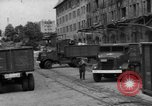 Image of Workers unload goods Berlin Germany, 1948, second 21 stock footage video 65675043217