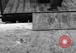Image of Workers unload goods Berlin Germany, 1948, second 34 stock footage video 65675043217