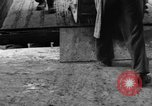 Image of Workers unload goods Berlin Germany, 1948, second 37 stock footage video 65675043217