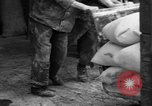 Image of Workers unload goods Berlin Germany, 1948, second 61 stock footage video 65675043217
