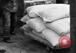 Image of Workers unload goods Berlin Germany, 1948, second 62 stock footage video 65675043217