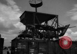 Image of C-54 Skymaster Berlin Germany, 1948, second 4 stock footage video 65675043221