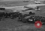 Image of C-54 Skymaster Berlin Germany, 1948, second 52 stock footage video 65675043221