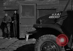 Image of Fifth Motor Pool Transportation Squadron Korea, 1954, second 55 stock footage video 65675043227