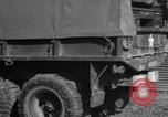 Image of Fifth Motor Pool Transportation Squadron Korea, 1954, second 60 stock footage video 65675043227