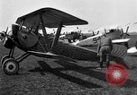 Image of Nieuport fighter aircraft France, 1918, second 57 stock footage video 65675043233
