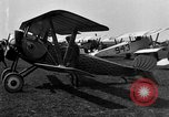Image of Nieuport fighter aircraft France, 1918, second 61 stock footage video 65675043233
