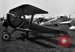 Image of Nieuport fighter aircraft France, 1918, second 62 stock footage video 65675043233