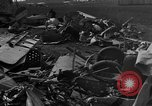 Image of Aircraft assembly factory France, 1918, second 44 stock footage video 65675043238