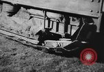 Image of Mechanical plow Churt England United Kingdom, 1938, second 9 stock footage video 65675043244