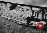 Image of Mechanical plow Churt England United Kingdom, 1938, second 10 stock footage video 65675043244