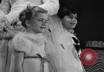 Image of winter clothing fashion show New York United States USA, 1938, second 16 stock footage video 65675043246
