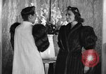Image of winter clothing fashion show New York United States USA, 1938, second 18 stock footage video 65675043246