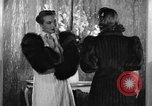 Image of winter clothing fashion show New York United States USA, 1938, second 22 stock footage video 65675043246