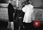 Image of winter clothing fashion show New York United States USA, 1938, second 24 stock footage video 65675043246
