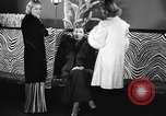 Image of winter clothing fashion show New York United States USA, 1938, second 25 stock footage video 65675043246