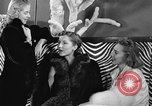 Image of winter clothing fashion show New York United States USA, 1938, second 31 stock footage video 65675043246