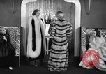 Image of winter clothing fashion show New York United States USA, 1938, second 33 stock footage video 65675043246
