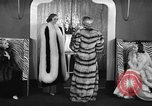 Image of winter clothing fashion show New York United States USA, 1938, second 34 stock footage video 65675043246