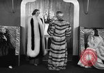Image of winter clothing fashion show New York United States USA, 1938, second 35 stock footage video 65675043246
