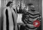 Image of winter clothing fashion show New York United States USA, 1938, second 36 stock footage video 65675043246