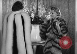 Image of winter clothing fashion show New York United States USA, 1938, second 38 stock footage video 65675043246