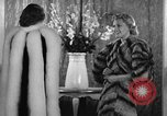 Image of winter clothing fashion show New York United States USA, 1938, second 39 stock footage video 65675043246