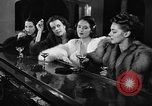 Image of winter clothing fashion show New York United States USA, 1938, second 43 stock footage video 65675043246