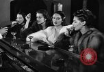 Image of winter clothing fashion show New York United States USA, 1938, second 44 stock footage video 65675043246