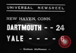 Image of Football match New Haven Connecticut USA, 1938, second 8 stock footage video 65675043247