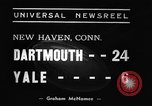 Image of Football match New Haven Connecticut USA, 1938, second 9 stock footage video 65675043247