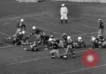 Image of Football match New Haven Connecticut USA, 1938, second 24 stock footage video 65675043247