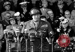 Image of General George S Patton Boston Massachusetts USA, 1945, second 2 stock footage video 65675043252