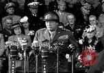 Image of General George S Patton Boston Massachusetts USA, 1945, second 6 stock footage video 65675043252