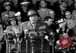 Image of General George S Patton Boston Massachusetts USA, 1945, second 9 stock footage video 65675043252