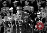 Image of General George S Patton Boston Massachusetts USA, 1945, second 13 stock footage video 65675043252