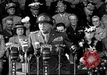 Image of General George S Patton Boston Massachusetts USA, 1945, second 16 stock footage video 65675043252