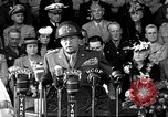 Image of General George S Patton Boston Massachusetts USA, 1945, second 19 stock footage video 65675043252