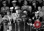 Image of General George S Patton Boston Massachusetts USA, 1945, second 22 stock footage video 65675043252