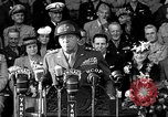 Image of General George S Patton Boston Massachusetts USA, 1945, second 23 stock footage video 65675043252