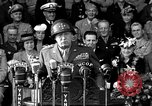 Image of General George S Patton Boston Massachusetts USA, 1945, second 24 stock footage video 65675043252