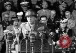 Image of General George S Patton Boston Massachusetts USA, 1945, second 34 stock footage video 65675043252