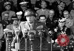 Image of General George S Patton Boston Massachusetts USA, 1945, second 35 stock footage video 65675043252