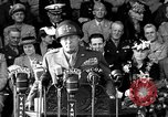 Image of General George S Patton Boston Massachusetts USA, 1945, second 39 stock footage video 65675043252