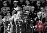 Image of General George S Patton Boston Massachusetts USA, 1945, second 40 stock footage video 65675043252