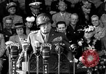 Image of General George S Patton Boston Massachusetts USA, 1945, second 43 stock footage video 65675043252
