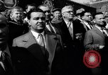 Image of May Day Parade Moscow Russia Soviet Union, 1953, second 23 stock footage video 65675043253