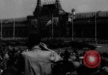 Image of May Day Parade Moscow Russia Soviet Union, 1953, second 45 stock footage video 65675043253